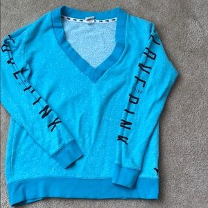 V neck sweatshirt Victoria's Secret